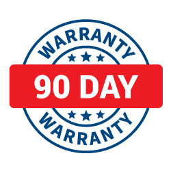 90 Day Instrument Calibration Warranty